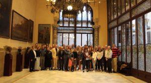 Transeo Members in Barcelona